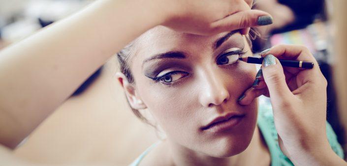 Makeup - Eyes - Beauty Salon - Barrowford