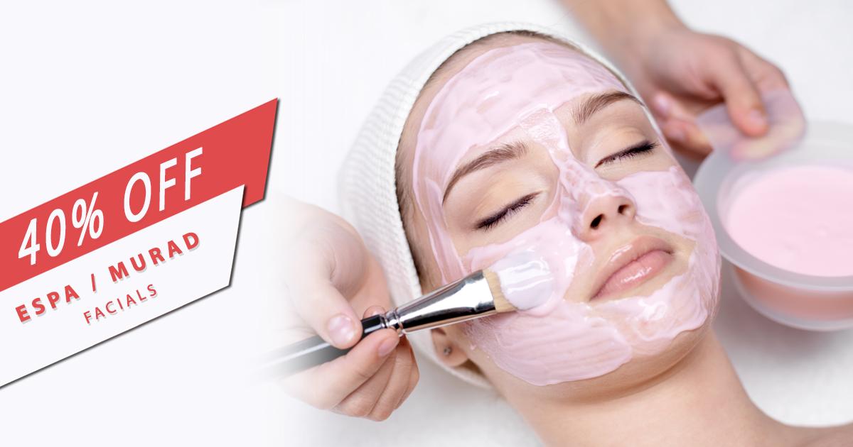 Facials Beauty Salon Nelson, Colne, Burnley