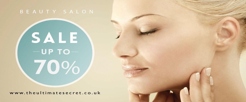 beauty salon offers